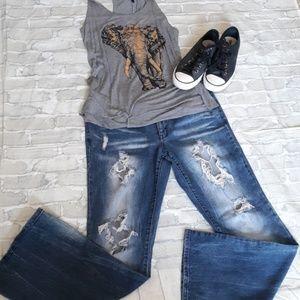 BOGO Distressed Jeans